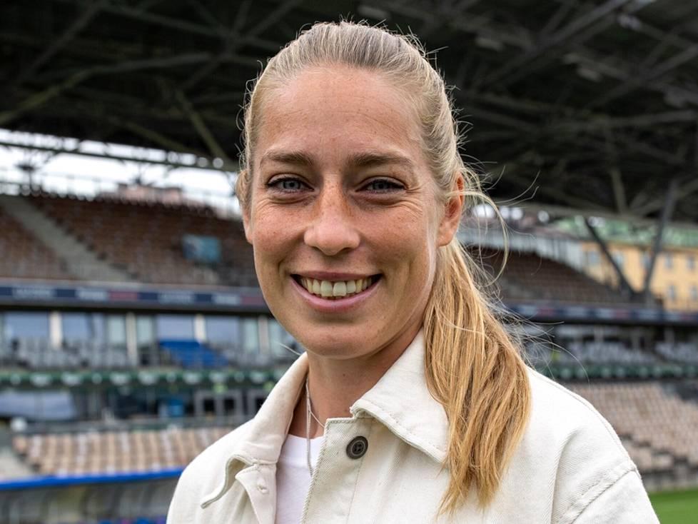 Linda Sällström siirtyi kesäkuun lopussa Helsingin Jalkapalloklubiin.