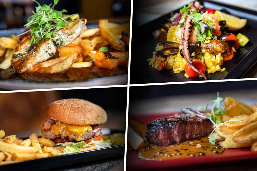 Kun keittiömestarit saavat itse päättää, lautasille valikoituu joukko herkkuja. Mehevä paella, savua ja chiliä tihkuva Don Ama –burger, lempeä valkosipulikana ja murea sisäfilepihvi kurpitsalla höystettynä.