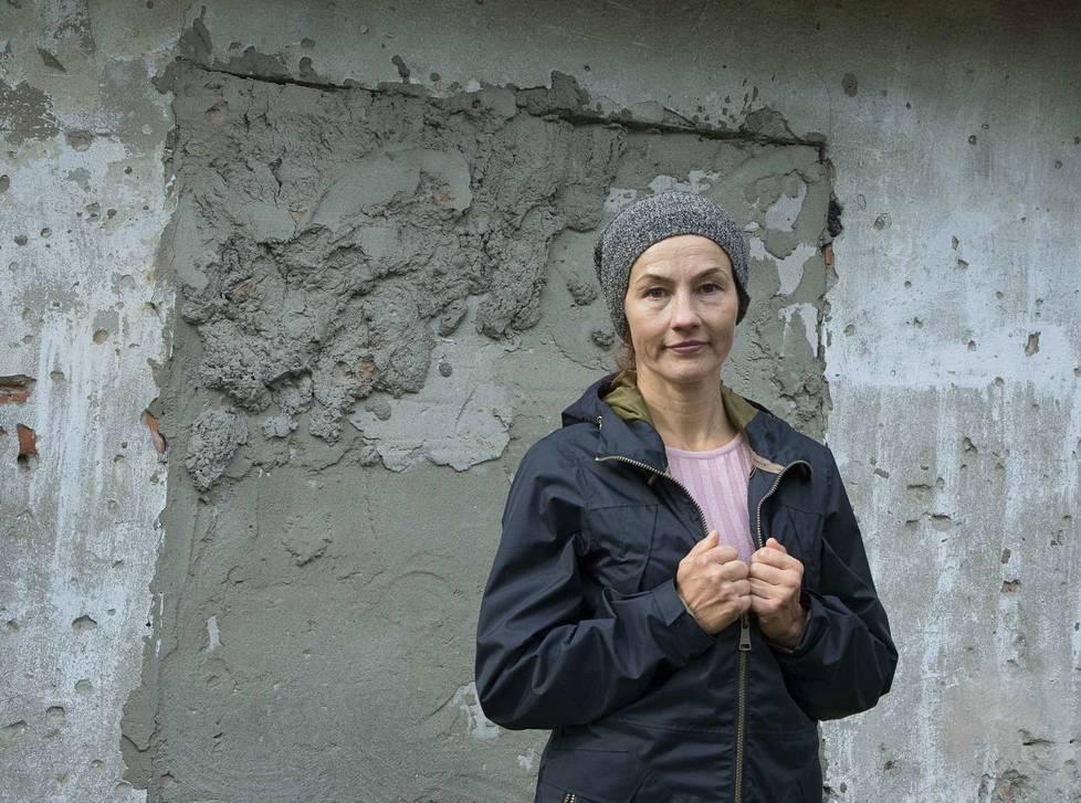 Marge Rull tunnetaan kotikaupungissaan Estonia-selviytyjänä.