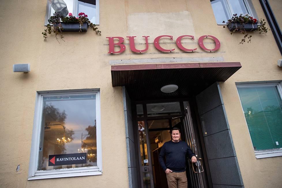 Jani Lehtinen on isännöinyt Buccoa vuodesta 2004.