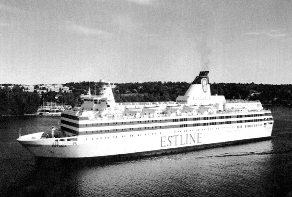 M/S Estonian uppoamisesta tulee tänä lauantaina kuluneeksi tasan 25 vuotta.