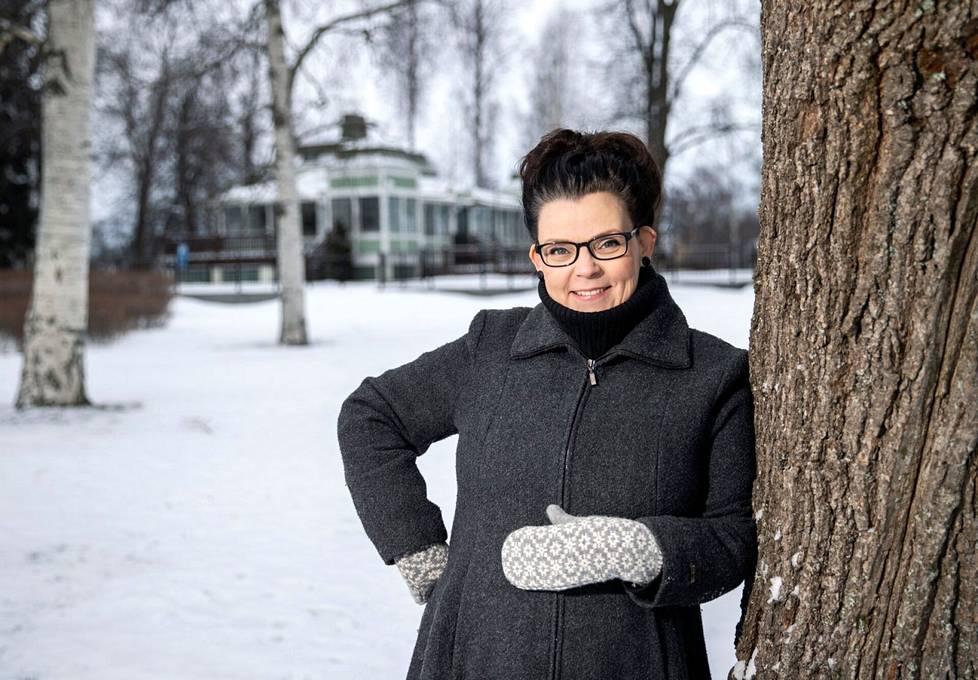 Kuten moni muukin, Heidi Viljanen rakastaa Kirjurinluodon maisemia. Hänen sydämensä ykköskaupunki on kuitenkin New York.