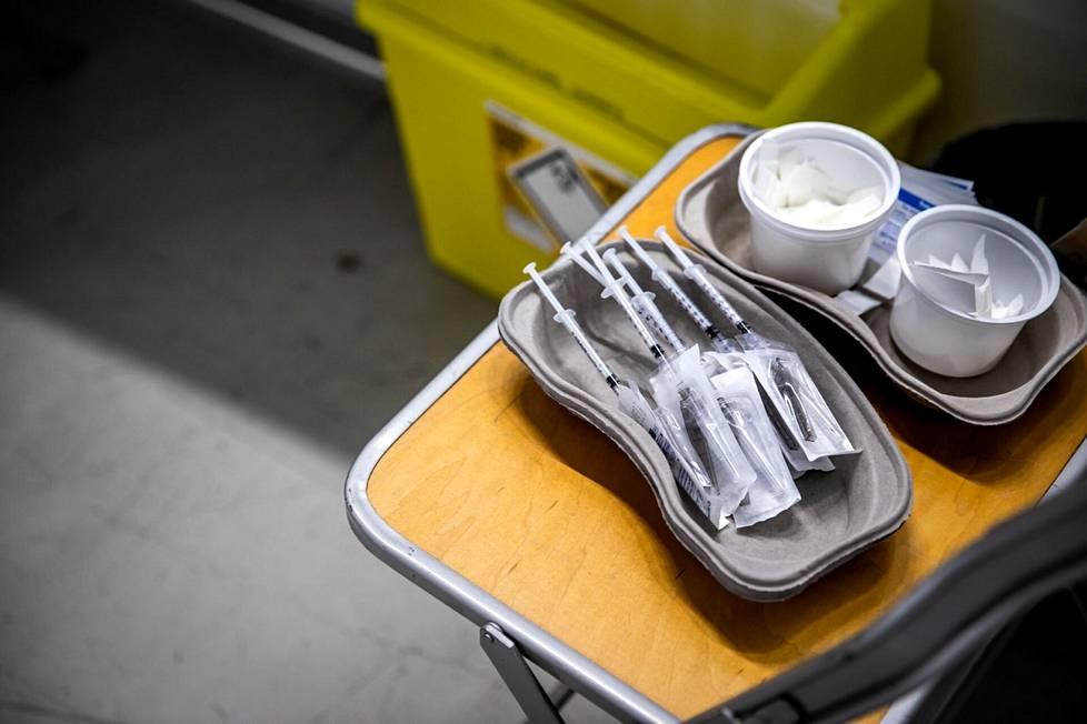 Myös Valkeakoskelle on tulossa elokuussa walk in -rokotuspäiviä, jolloin rokotteen voi saada ilman ajanvarausta.