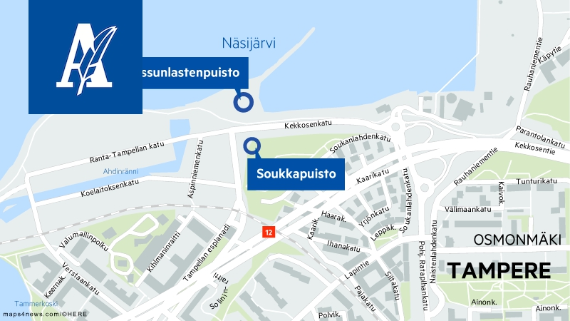 Koirapuisto Tampere