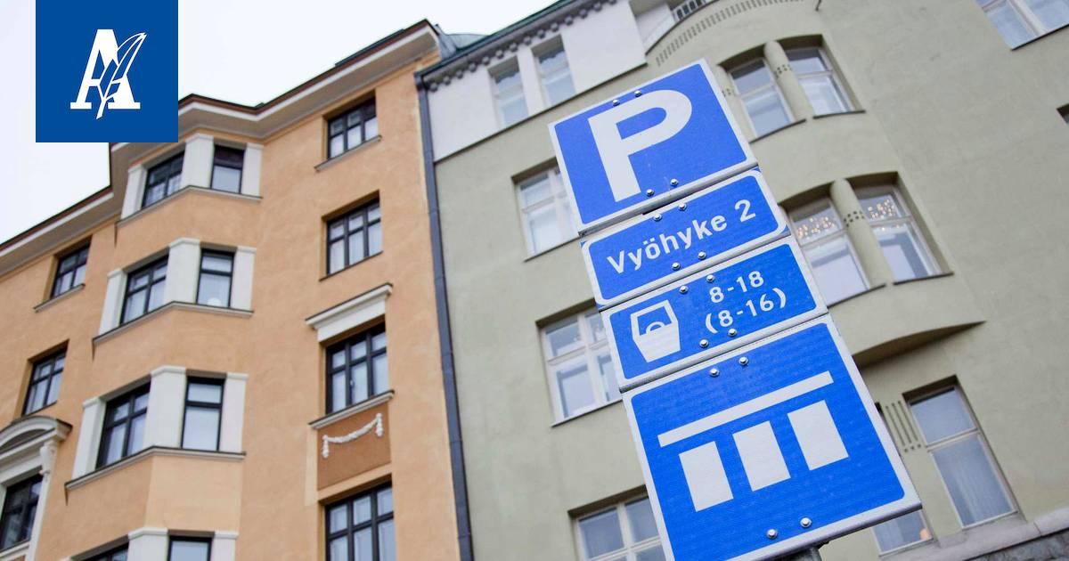 Pysäköintivirhemaksu Tampere