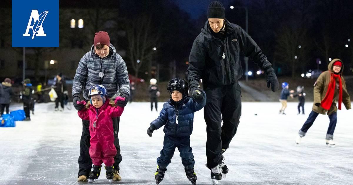Sorsapuistoon: Kyllä radan oli aika Tampereelle jo tullakin...