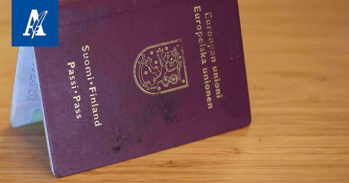 Passi Ja Henkilökortti Hinta