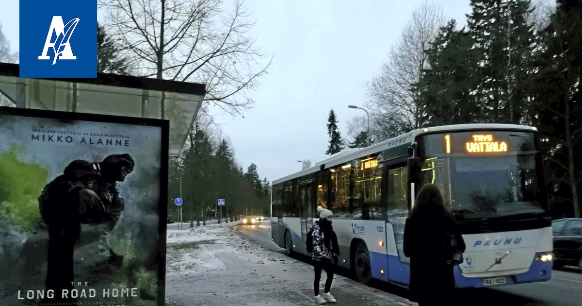 Tamperee Joukkoliikenne