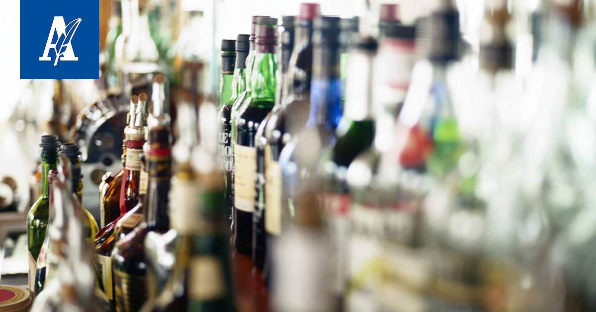 Alkoholilaki