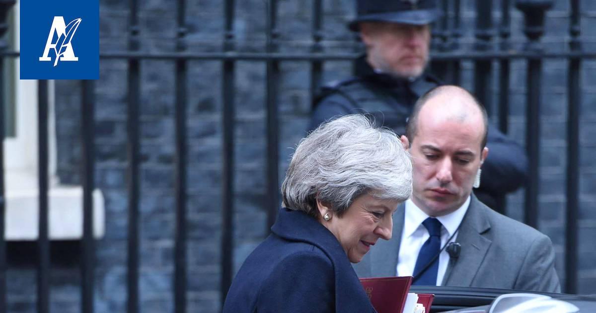 Britannian Pääministeri