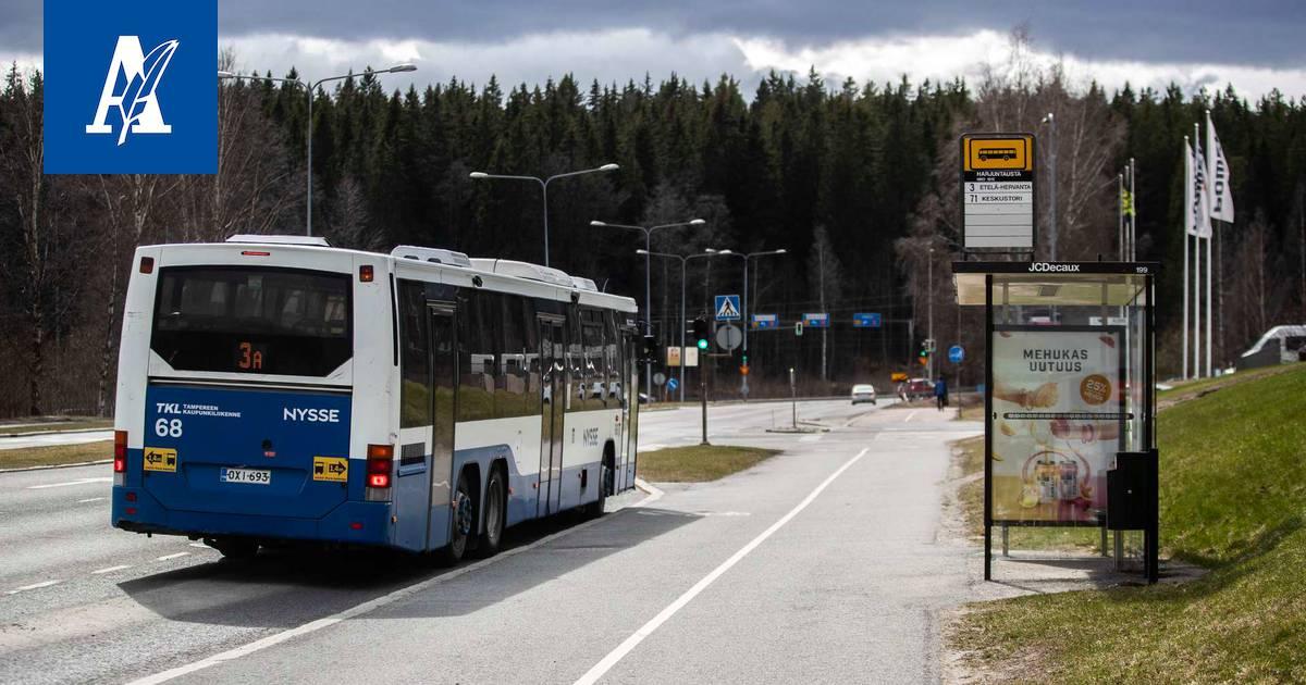 Tampereen Joukkoliikenne