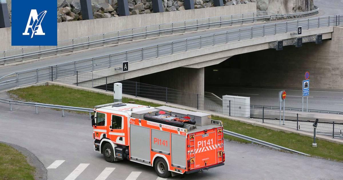 Tampere Onnettomuus