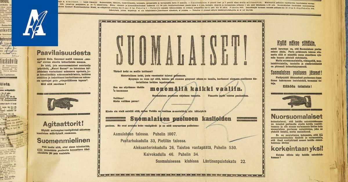 Runoja Suomen Itsenäisyydestä