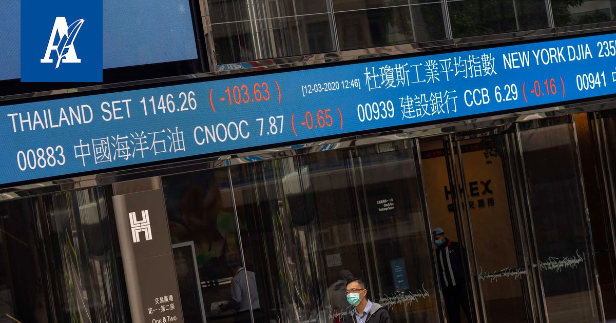 Aasian Pörssit