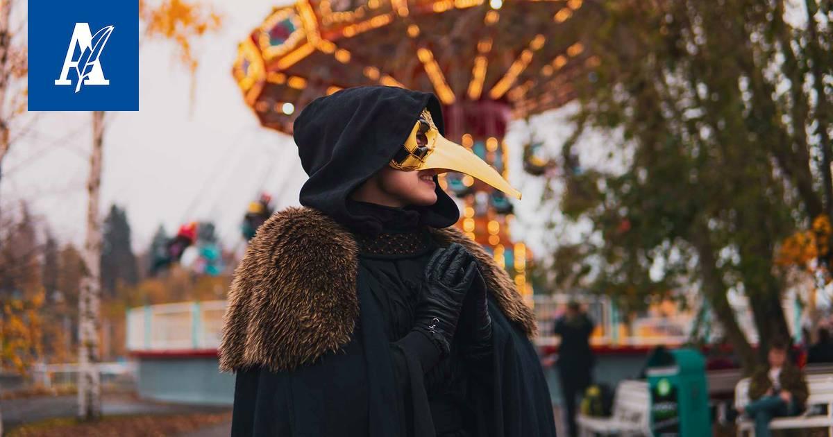 Karmiva Karnevaali Särkänniemi