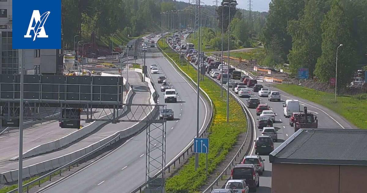 Onnettomuus Tampere