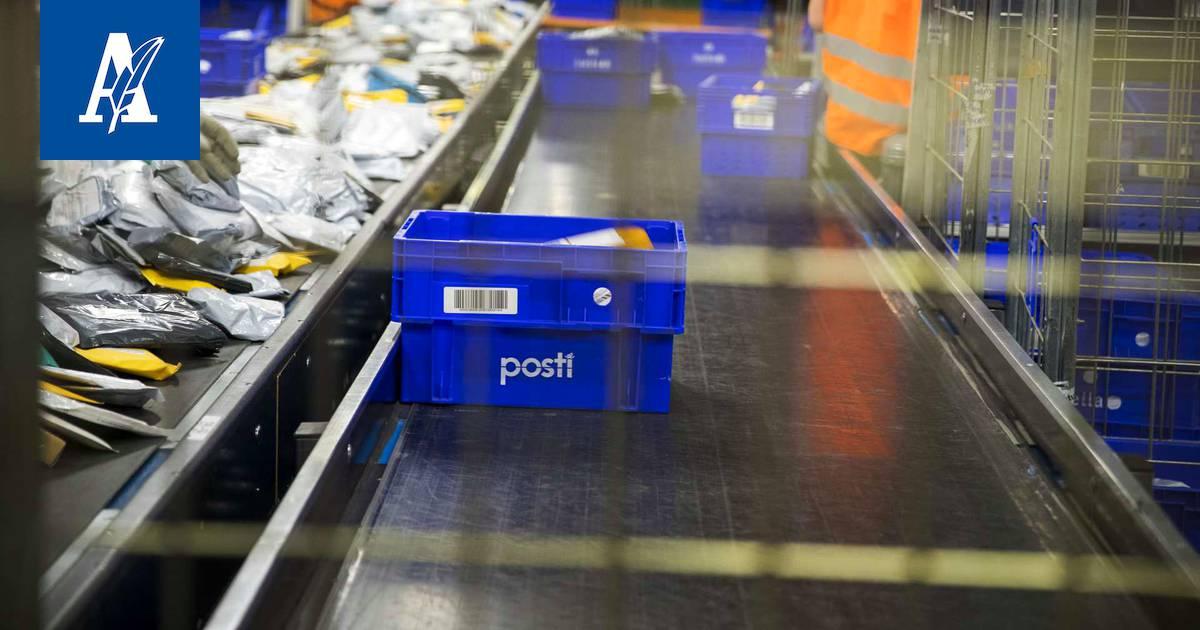Posti Työntekijät