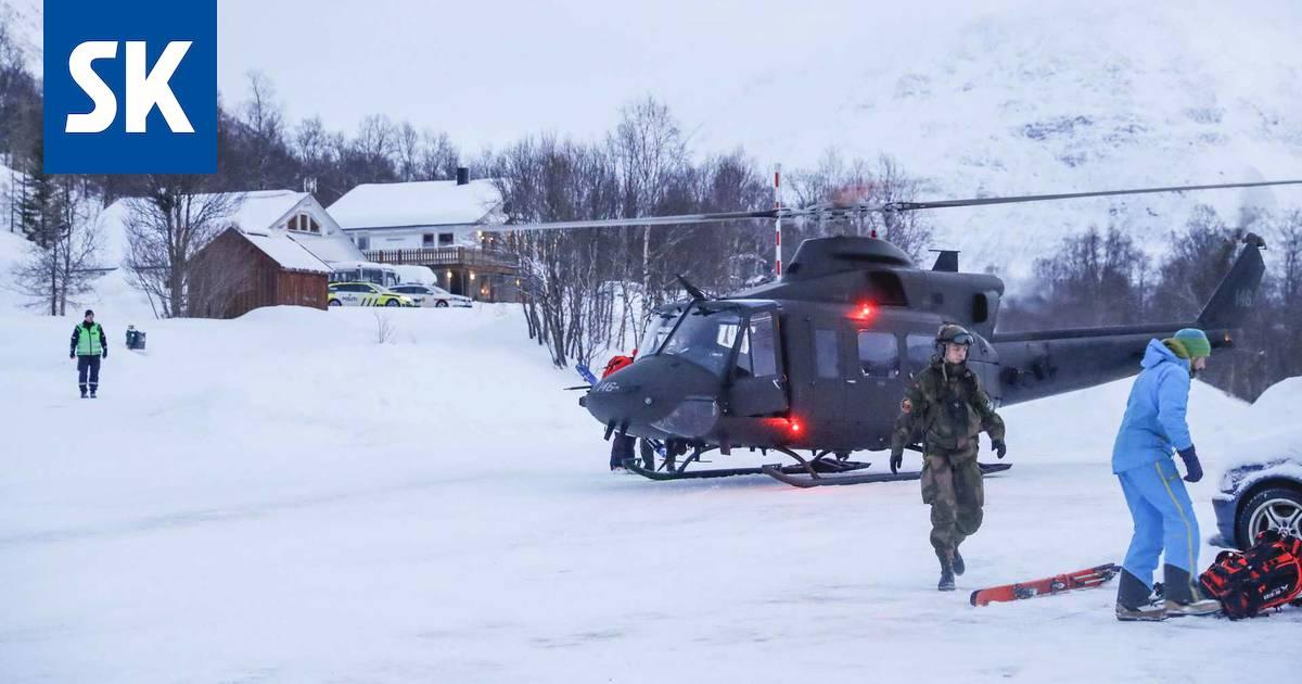 Norjan Lumivyöryn Uhrit