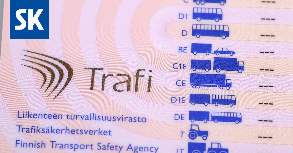 Trafi Julkiset Kuljettajatiedot
