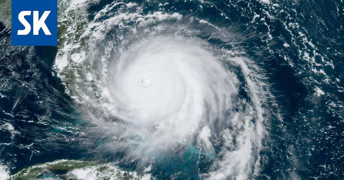 Hurrikaani Dorian